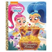 Shimmer and Shine Treasure Twins Little Golden Book
