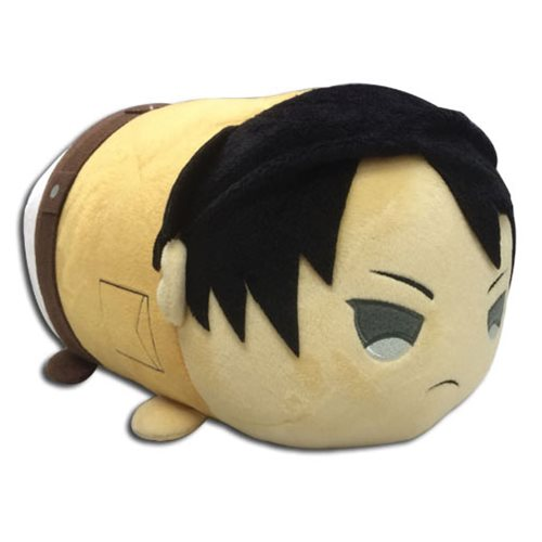 Attack on Titan Eren Medium 11 9/10-Inch Plush