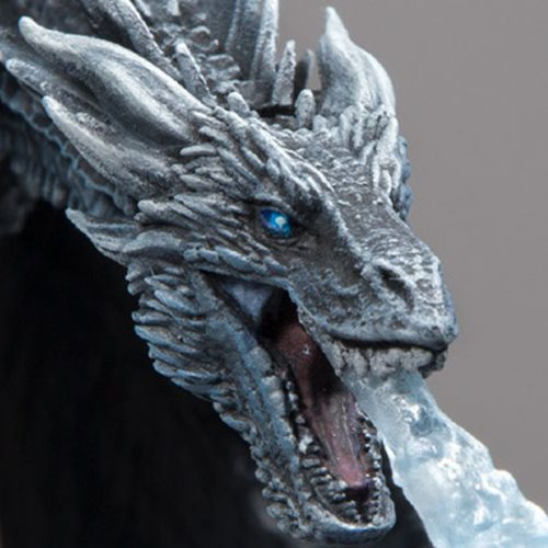 Game of Thrones Viserion Ice Dragon Deluxe Action Figure Box