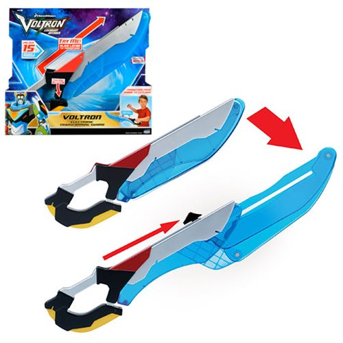 Voltron: Legendary Defender Electronic Sword ...