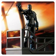 Iron Man 3 Mark 40 Hyper Velocity Shotgun Suit Mini-Figure