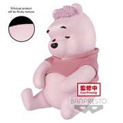 Winnie the Pooh Fluffy Puffy Cherry Blossoms Style Ver. B Q Posket Statue