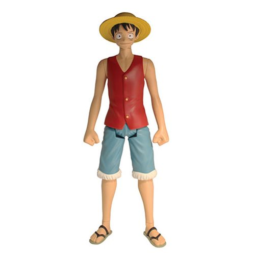 One Piece Monkey D. Luffy 12-Inch Action Figure