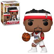 NBA: Legends Allen Iverson (Sixers Home) Pop! Vinyl Figure