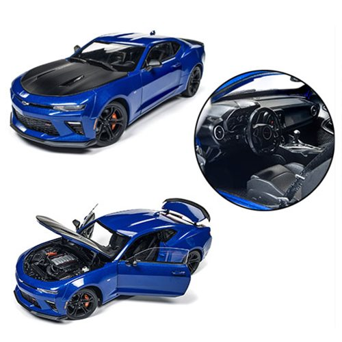 2017 Chevrolet Camaro SS 1LE 1:18 Scale Die-Cast Metal Vehicle