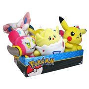 Pokemon 8-Inch Basic Plush Case