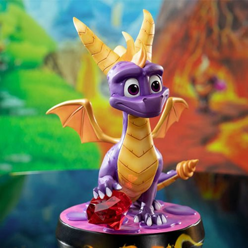 Spyro the Dragon Spyro Statue