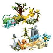 Mega Construx Pokemon Battle Set Case