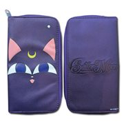 Sailor Moon S Luna P Zip-Around Wallet