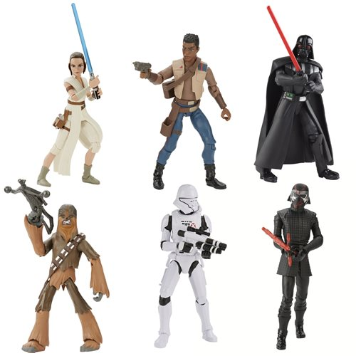 Star Wars Galaxy of Adventures 5-Inch Action Figures Wave 3
