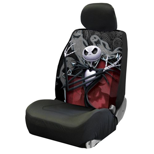 Nightmare Before Christmas Ghostly Low Back Seat Cover