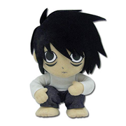 Death Note L Plush