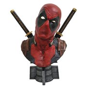 Marvel Legendary Comics Deadpool 1:2 Scale Bust