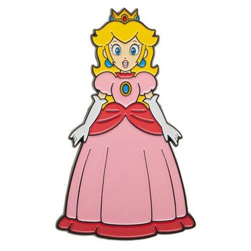 Super Mario Bros Princess Peach 3 Inch Lapel Pin Entertainment