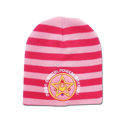 Sailor Moon Moon Brooch Beanie Hat