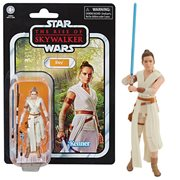 Star Wars The Vintage Collection The Rise of Skywalker Rey 3/4-Inch Action Figure