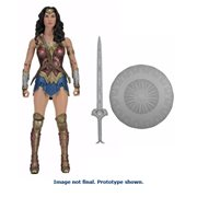 Wonder Woman Movie 1:4 Scale Action Figure