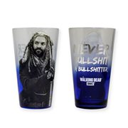 The Walking Dead Ezekiel Pint Glass
