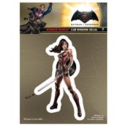 Batman v Superman: Dawn of Justice Wonder Woman Decal