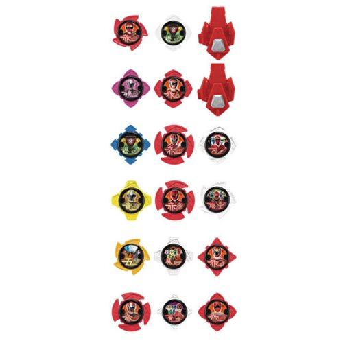 Power Rangers Ninja Steel Star Pack