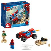 LEGO 76172 Marvel Super Heroes Spider-Man and Sandman Showdown