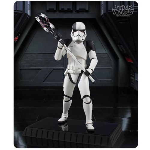 Star Wars The Last Jedi Executioner Trooper 1:6 Scale Statue