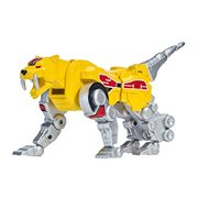 Power Rangers Legacy MMPR Sabertooth Tiger Zord with Figure