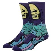 Masters of the Universe Skeletor Character Crew Sock