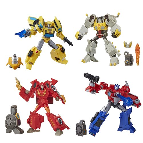 Transformers Cyberverse Deluxe Wave 2 Case