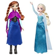 Frozen Basic Fashion Dolls Wave 1 Set