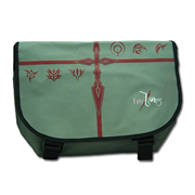 Fate/Zero Symbol Green Messenger Bag