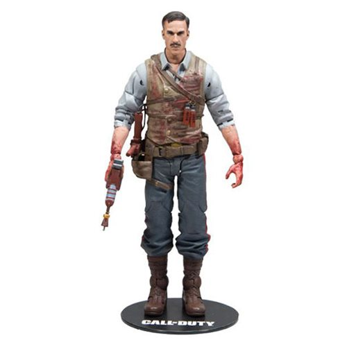 Call of Duty Series 2 Dr. Edward Richtofen 7-Inch Action Figure