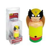 Hawkgirl Pin Mate Wooden Figure