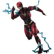Justice League Movie The Flash DAH-006 8-ction Action Figure - Previews Exclusive