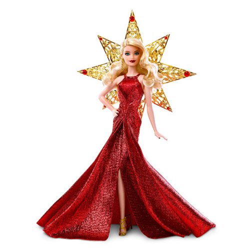 Barbie Holiday 2017 Doll