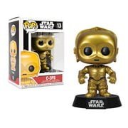 Star Wars C-3PO Pop! Vinyl Bobble Head