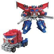 Transformers Generations War for Cybertron: Siege Leader Optimus Prime