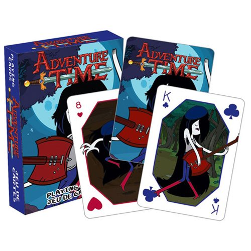 Adventure Time Marceline Playing Cards