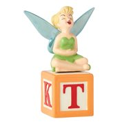 Peter Pan Tinker Bell on Block Salt and Pepper Shaker Set