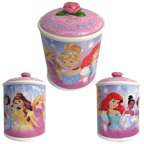Disney Cookie Jars For Sale New Disney Princess Make Your Own Fairy Tale Cookie Jar Entertainment