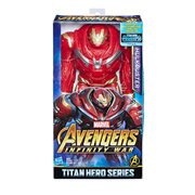 Avengers: Infinity War Titan Hero Series Hulkbuster 12-Inch Action Figure with Titan Hero Power FX Port