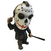 Friday the 13th Jason Voorhees Halloween Version Defo Real Soft Vinyl Figure
