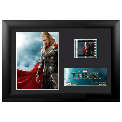 Thor The Dark World Series 2 Mini Film Cell