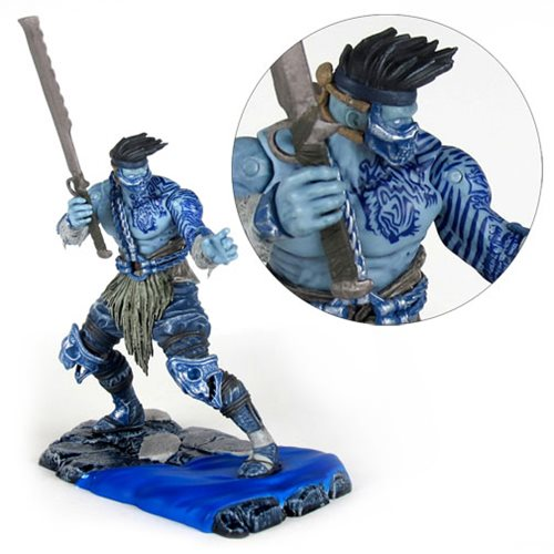 Killer Instinct Shadow Jago 6-Inch Action Figure, Not Mint
