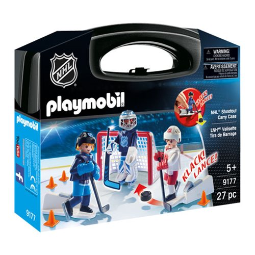Playmobil 9177 NHL Shootout Carry Case