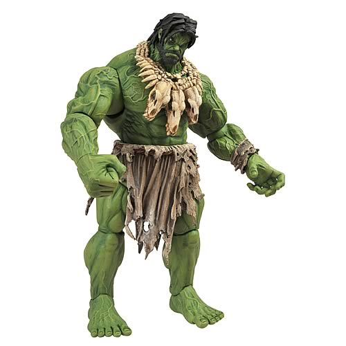 Marvel Select Barbarian Hulk Action Figure