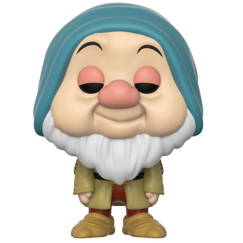 Snow White and the Seven Dwarfs Sleepy Pop! Vinyl Figure #343