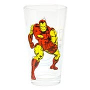 Iron Man Classic Collection Toon Tumbler Pint Glass