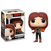 Hellboy Comic Liz Sherman Pop Vinyl Figure #02