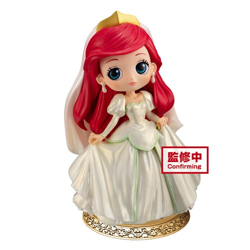Little Mermaid Ariel Dreamy Style Special Collection Q Posket Statue